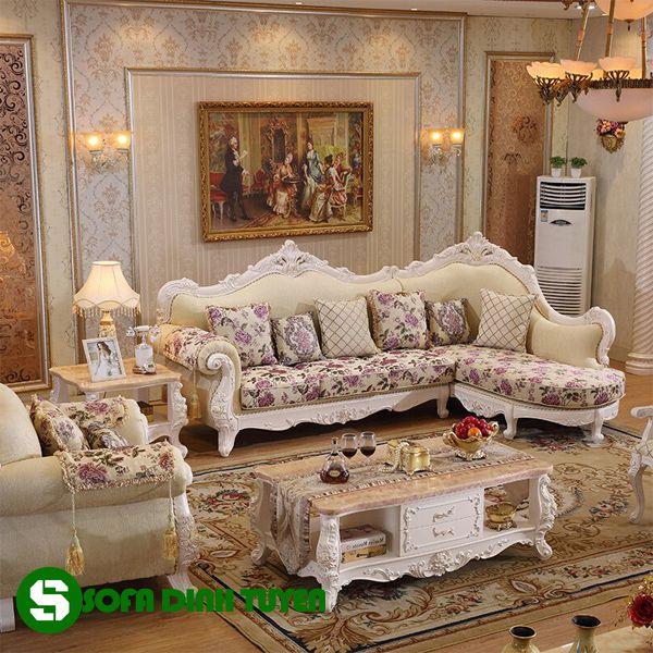 Phần đệm ghế sofa có thể tháo rời giúp dễ vệ sinh và dễ tiết kiệm chi phí mua ghế sofa.