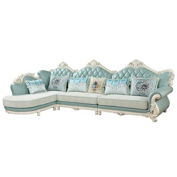 Bộ ghế sofa hoàng gia quý tộc phong cách phương tây.