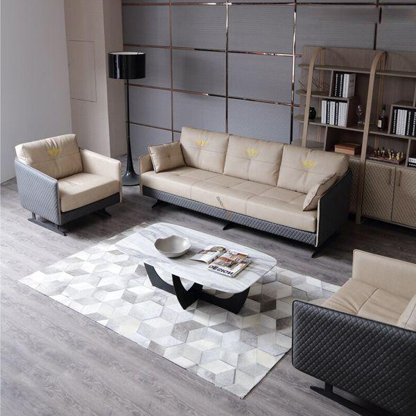 Mẫu ghế sofa phù hợp với văn phòng công sở.